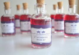 purple wedding favors purple wedding purple bottle wedding favors 2055612 weddbook