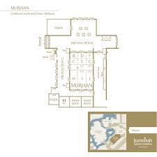 Burj Al Arab Floor Plans Conference And Events Venues In Dubai Madinat Jumeirah