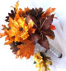 Wedding Flowers Fall Colors - 16 best wedding flowers images on pinterest bridal bouquets