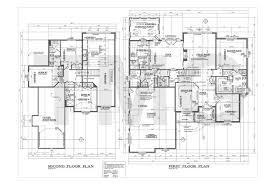 blueprint plan sample of house autocad floor samples a kevrandoz
