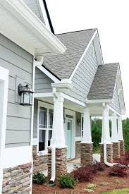 grey exterior house colors cape cod gray home improvements
