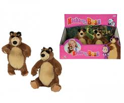 masha plush bear 25cm 2 masha bear brands www