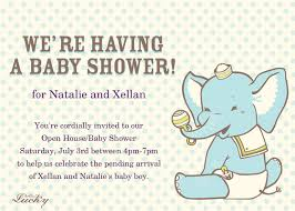 Open House Invitations Baby Shower Invitation Wording For Open House Icrlp1164 Baby