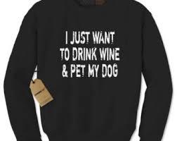 wine drinking sleeve etsy