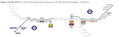 Launch Maps New Elizabeth Line Tube Maps Show Phased Service Launch U2013 Ianvisits