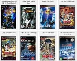 download game psp format cso game ppsspp terbaru iso cso inewsx