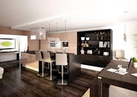 inspiration cuisine ouverte modele cuisine ilot central 14 la cuisine ouverte le nouveau