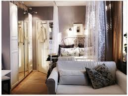 Canopy Bed Curtains Ikea by Small Apartment Ideas Ikea Online Ikea Metro Apartment Paris 1