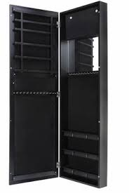 mirror and jewelry cabinet top jewelry armoire black options jewelry reviews world