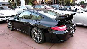 2010 porsche gt3 2010 porsche 911 gt3 black pccb for sale in beverly