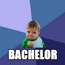 Bachelor Meme - bachelor success kid meme on memegen