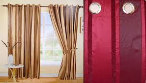 designer door curtains u0026 super india designer faux silk 2 pieces