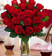 how much does a dozen roses cost proflowers two dozen roses with a vase just 38 47 shipped