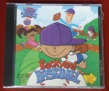 2003 Backyard Baseball Backyard Baseball Pc Game Ebay