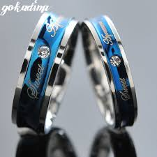 aliexpress buy gokadima 2017 new arrivals jewellery gokadima blue rings wedding engagement korean jewelry