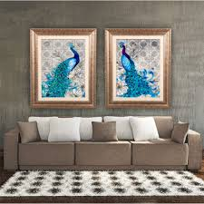 peacock hand towels pea color scheme bedroom decoration ideas for