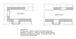 u shaped kitchen designs layouts design layout ideas l best small