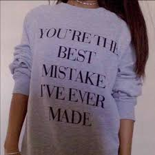 50 off ariana grande sweaters sold best mistake ariana
