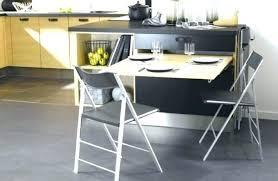 meuble cuisine avec table escamotable meuble de cuisine avec table escamotable table de cuisine