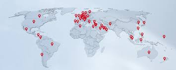 Germany On World Map by Www Raytheon Com Ourcompany Rtnwcm Groups Corporat