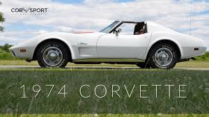 1974 c3 corvette ultimate guide overview specs vin info
