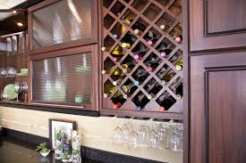 kitchen cabinet with wine glass rack superb cabinet wine glass holder decorating ideas images in kitchen