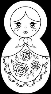 russian doll cliparts free download clip art free clip art