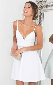 white summer dresses best 25 white dress casual ideas on