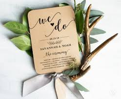 Diy Wedding Fan Programs Diy Wedding Program Fans Emmaline Bride Wedding Blog