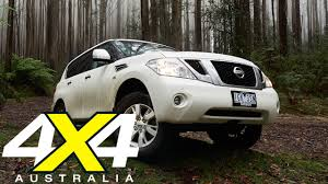 nissan patrol australia accessories y62 nissan patrol ti road test 4x4 australia youtube