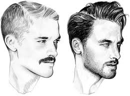 hhort haircut sketches for man the facial hair styles every man needs to know in 2018 fashionbeans