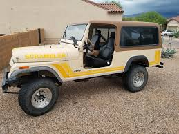 scrambler jeep no rust 1982 jeep cj scrambler renegade 4 4 4x4s for sale