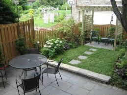 stylish backyard garden ideas for small yards easy landscaping