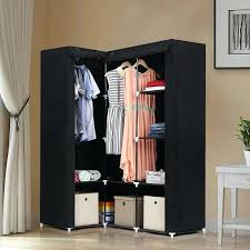 meuble penderie chambre armoire penderie dressing gleaf co