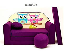 canap enfant 2 places sofa enfant 2 places se transforme en un canapé lit amazon fr