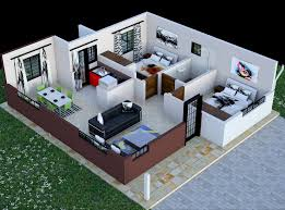 House Plans And Designs For 3 Bedrooms Home Architecture Bedroom Bungalow House Designs Floor Plans In