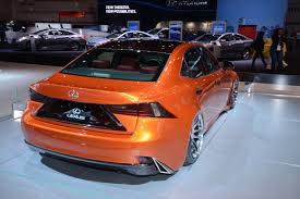 lexus sport orange lexus is 250 f sport chicago 2014 picture 96250