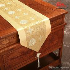 luxury damask table runner overlength 120 inch luxury patchwork holiday table runner chinese