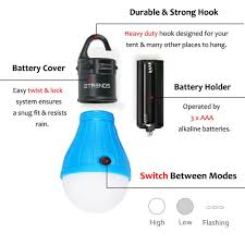 easy power emergency light 9 95 free shipping 2 pack e trends portable led lantern tent