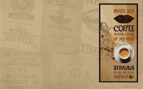 Wallpaper Coffee Design | texts coffee design typography coffee beans inspirational wallpaper