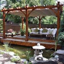 Home Depot Pergola Kit by Best 25 Retractable Canopy Ideas Only On Pinterest Retractable