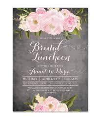 luncheon invitations bridal luncheon invitations sea paper designs