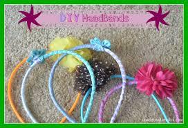 ribbon headbands diy ribbon headbands