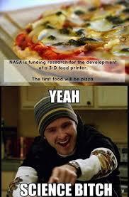 Bitch Meme - yeah science bitch meme dump a day
