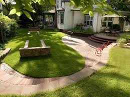 retaining wall design for beautiful front yard and backyard