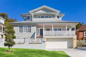 Home Building Design Checklist A Beautiful Hampton Style Home Completed In Sydney North Grey And