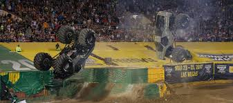 how to become a monster truck driver for monster jam monster jam a u0027blast u0027 for north clarion graduate tony ochs