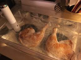 a better way to turkey cook that bird sous vide for the best feast