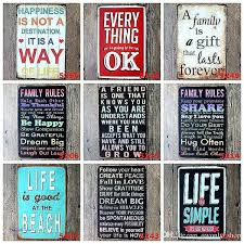 home decor wall signs wall decor large vintage signs wall decor vintage wood sign