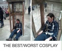 Meme Cosplay - the bestworst cosplay worst cosplays meme on me me